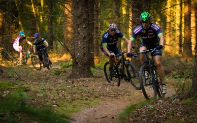 Trailcenter en camperplaatsen geopend